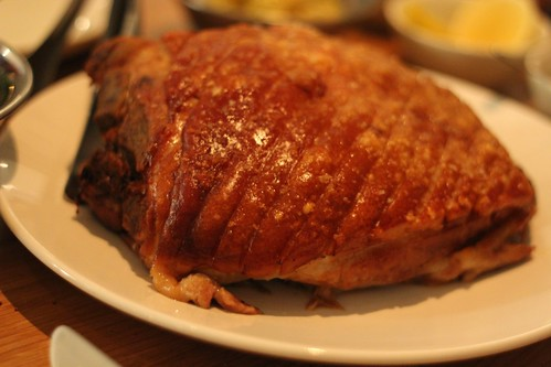 Slow-roast pork