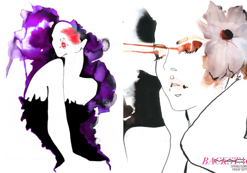 6014250298 90b0a8e174 30 Fashion Illustrators You Can't Miss Part 3