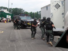 IL - Kane County Sheriff's Multi-jurisdictional SWAT Team (Inventorchris) Tags: show county 3 cars alarm car truck fire lights justice office illinois team peace cops touch north police pd days parade system safety il special deputy criminal sd aurora cop vehicle operations service law enforcement sheriff kane squad emergency region protection armored department siren tactics officer joint swat weapons response chicagoland sot srt bearcat officers tactical sheriffs ileas cev 2011 lenco cevs terrisom sheriffs multijurisdictional