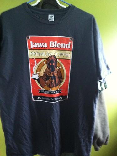 Jawa Blend T-shirt