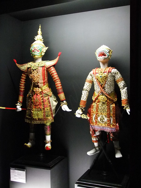 (Thailand) Hanuman and Thotskan