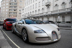 No words. (Richard T Smith) Tags: london sport t nikon n grand smith richard bmw bugatti rare supercars combo veyron hamann d60 x6 2011 althani hypercar