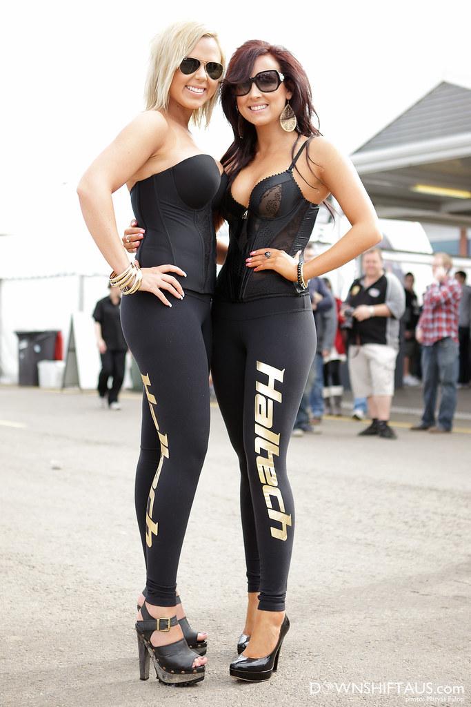 Superlap 2011 Promo Girls