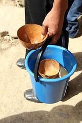 Chicha-Bucket (For91days) Tags: travel blog bucket corn bolivia national drinks blogging maiz chicha bebida foodblog chicheria chochabamba