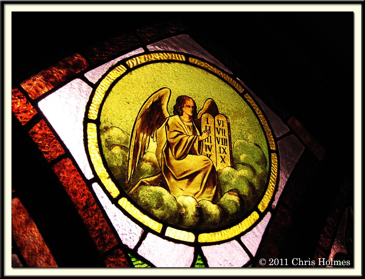 Valley View Chapel - 10 Commandments