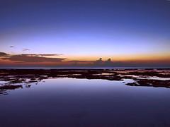 Seek the Horizon (SweetCaroline) Tags: blue dawn horizon gb pk indios zuiko sweetcaroline caraga bangobeach