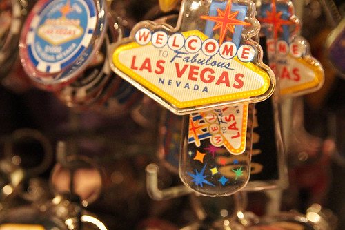 Las Vegas Sign Keychains 2011 Summer Vac by stevendepolo, on Flickr
