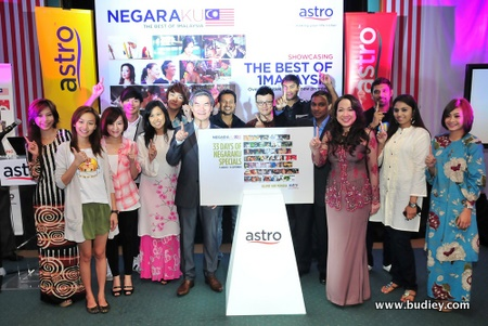 Group Shot with Astro Talents (Detailed Caption in txt file) 2