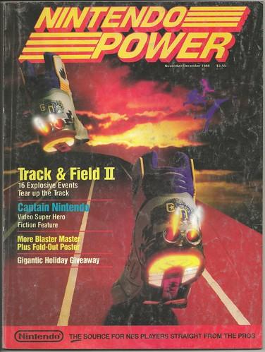 Nintendo Power #3
