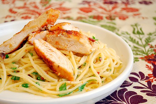 What's Cookin, Chicago: Chicken Carbonara