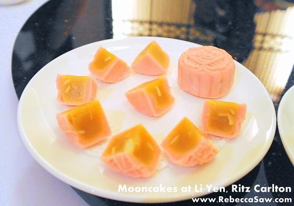 Li Yen, Ritz Carlton - Mooncakes & dim sum-12