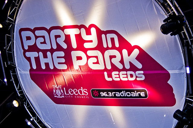 Party in the Park, Leeds