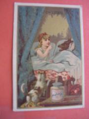 chaperon Rouge - roodkapje - anno 1883 courbe rouzet imprimeur 007 (collectomania - Liebig collection & Ephemera) Tags: chaperon imprimeur chaperonrougeroodkapjeanno1883courberouzetimprimeur