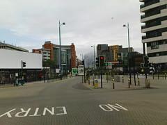 Birmingham's burning