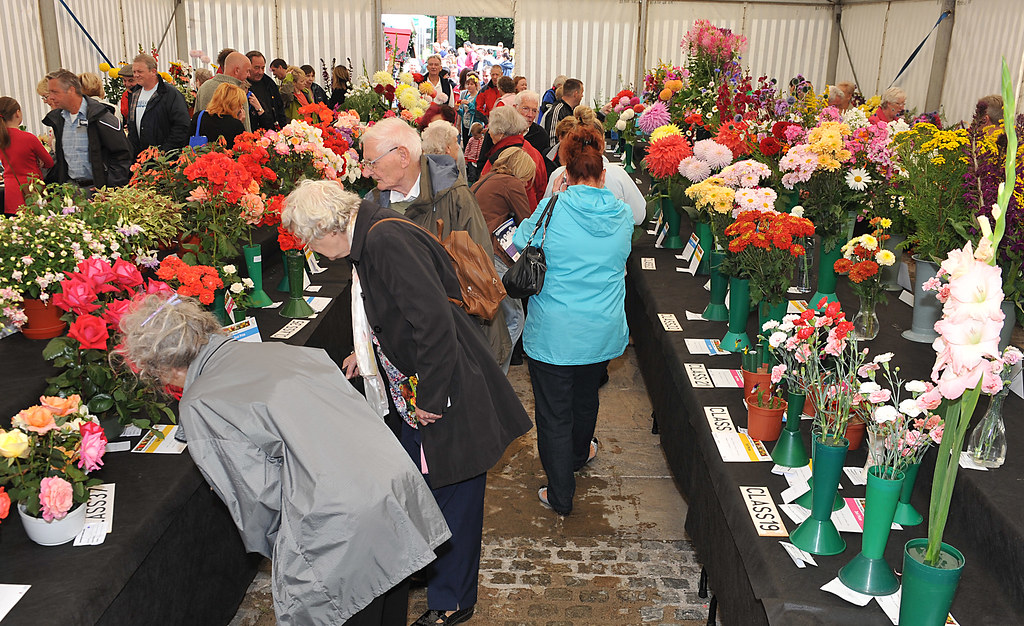 Knowsley Flower Show 12