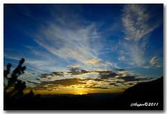 Sunset 12.08.2011