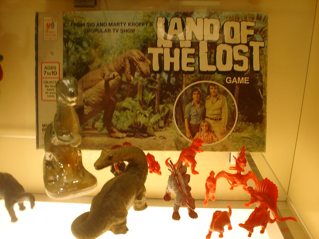 Land of the Lost board game