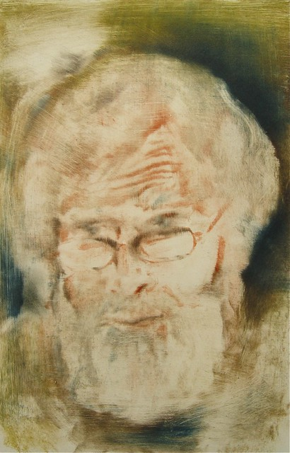 The Diasporist (Portait of RB Kitaj)