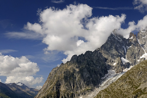 From Chamonix to Courmayer - Aiguille du Midi 43