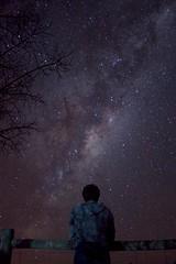 Milky Way Self Portrait (jessethompson) Tags: portrait self jesse way stars galaxy astrophotography universe milky thompson abcopen:project=shutterup