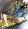 Stegadon (Camper_Bob) Tags: miniature paint games workshop warhammer lizardmen stegadon