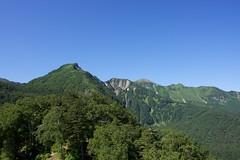 快晴の黒岳