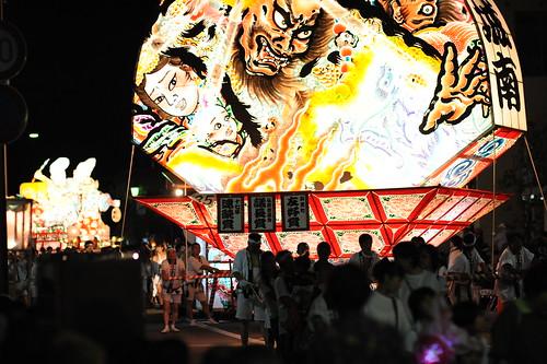 弘前ねぷた祭り Hirosaki Neputa Festival