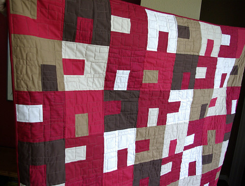 Boxy Quilting
