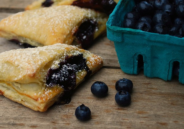 Mini Blueberry Cream Hand Pies2