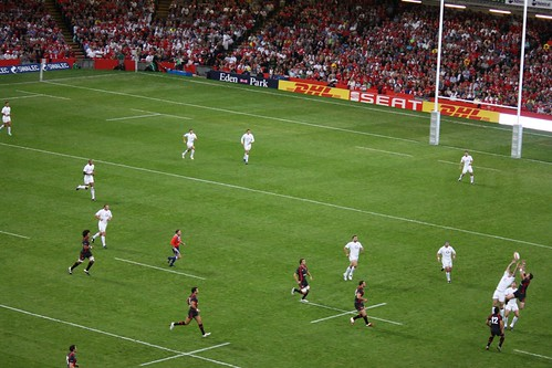 Wales gather their own kick-off