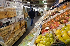 inside the Hunts Point Food Market (by: Bryan Pace via City Spoonful)