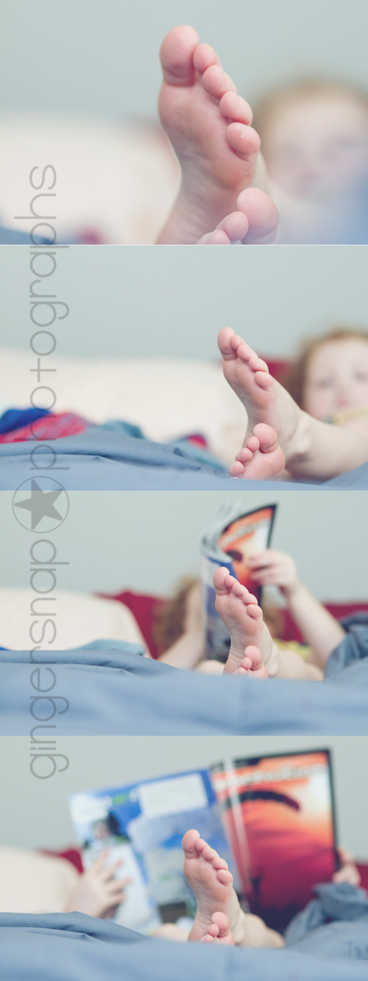 magazine toes SB