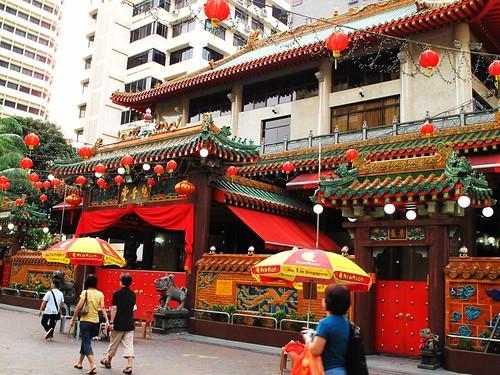 IMG_9873 Guan Yin Temple , 观音庙,Bugis Singapore , 武吉士,新加坡