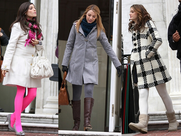 CuteGossipGirlsCoats
