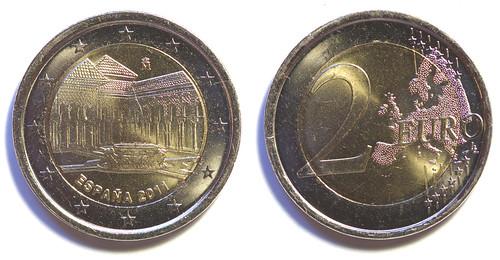 2 Euros de Granada del 2011
