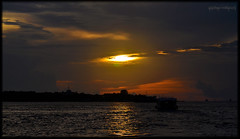 Tranquility (alphacentauri (I'M BACK!)) Tags: sunset nature colors nikon niceshot tranquility serenity maldives d5100