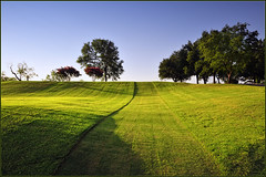 Early Morning Fairway (crowt59) Tags: morning las blue green club golf early nikon texas country course irving fairway colinas d300 crowt59 earlymorningfairway