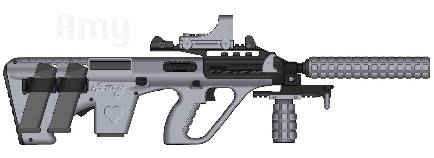 Custom Steyr AUG