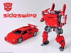SideSwipe Transformer