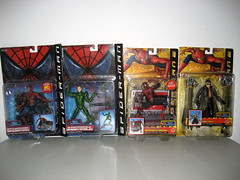 Spider-man 1 & 2 (1985migs) Tags: spiderman greengoblin droctopus spidermanmovie
