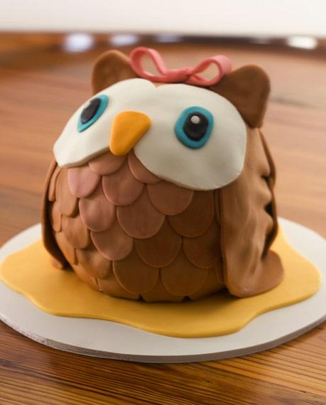 Owl Cake #2