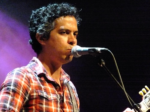 M. Ward at Ottawa Bluesfest 2011