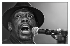 Lucky Peterson (La ventana de Alvaro) Tags: music byn blues bn musica msicos luckypeterson fuenterrabia hondarribia hondarribi txingudi afiiae afiaie hondarribiablues blueshondarribia