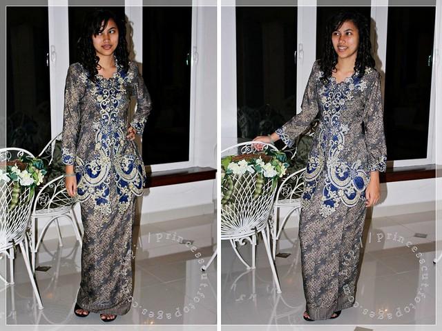 Kebaya Batik Sulam adalah sesuai bagi mereka yang inginkan kelainan  daripada kebaya-kebaya yang biasa dilihat. Tarikan utama kebaya berwarna  biru tua ini ... 377f19c8d6
