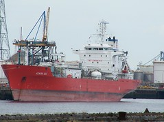 Kemira Gas (coulby chap) Tags: uk river vessel gas kemira tees tankship
