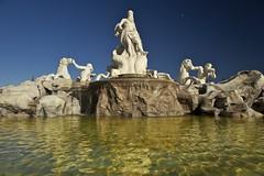 Fontana di Trevi (Réplica - Torrejón de Ardoz) en el Parque Europa (GUILLER D.) Tags: madrid agua fuente estatuas fontanaditrevi réplica imitación torrejóndeardoz parqueeuropa nikond700 nikkor2470mm