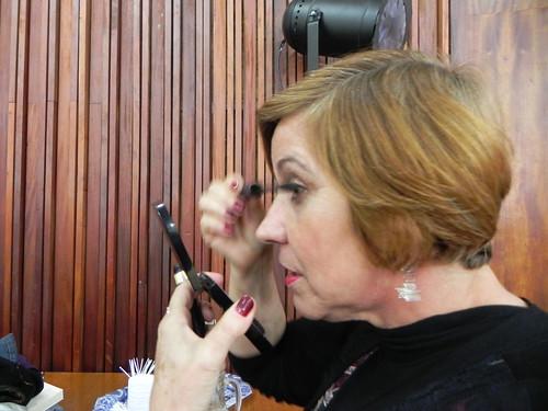 Ge Dias e os preparativos by Silvana Abreu