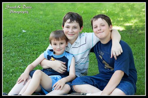Caden, HD, & Cole