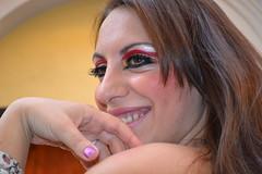 DSC_1847 (BCSBMAKEUP) Tags: urban make up graffiti book artist foto moda makeup persone vogue bologna trend amici viso sera giorno prove trucco visi tendenza truccatore