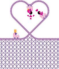 Hormoniolndia (Gabriel Gianordoli) Tags: woman illustration icon roller coaster vector infographic feelings hormones